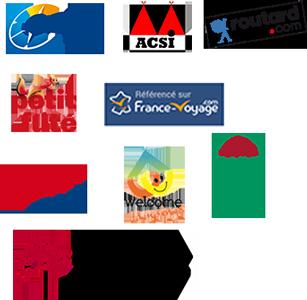 Labels camping Dordogne