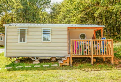 Location mobil-home Dordogne