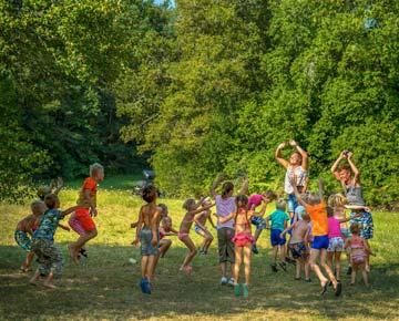 activites-sportive-enfant-camping-dordogne
