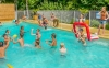 camping actvités piscine waterpolo