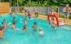 camping actvités piscine waterpolo