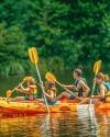 camping canoé activité dordogne