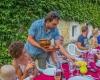 Snack en restaurant camping Dordogne