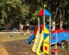 camping avec aire de jeux pour enfants en dordogne