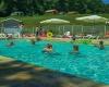 camping avec piscine en dordogne