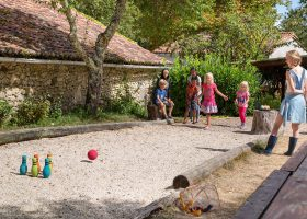 animations enfants camping dordogne