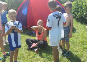 animations enfants en camping dordogne