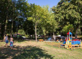 camping air de jeux parc naturel dordogne