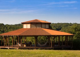 location en camping dordogne yoga relaxation