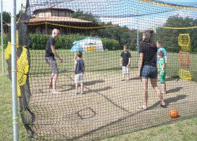 homeball activités camping Périgord