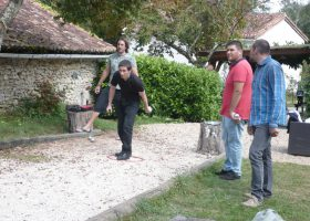 activites camping 3 etoiles Mareuil