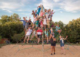 camping avec animation enfants Dordogne