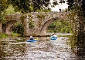 location canoe brantome