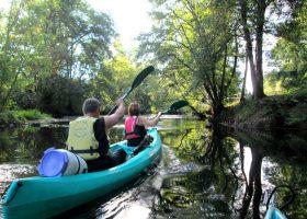 camping canoe parc naturel