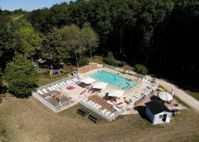 camping piscine chauffée dordogne