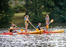 location canoe camping Brantôme