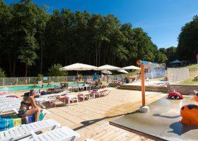 vacances camping piscine chauffée dordogne