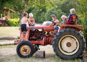 camping familles avec enfants brantome